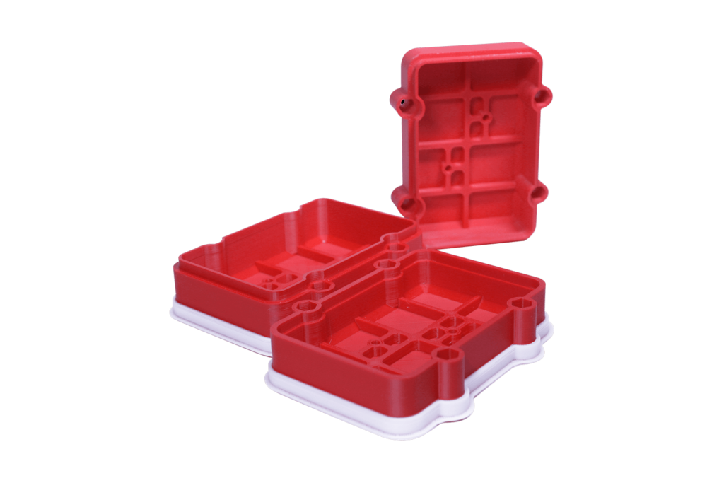 makerbot materiál abs červená