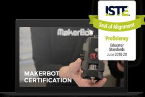 certifikace makerbot sketch classroom