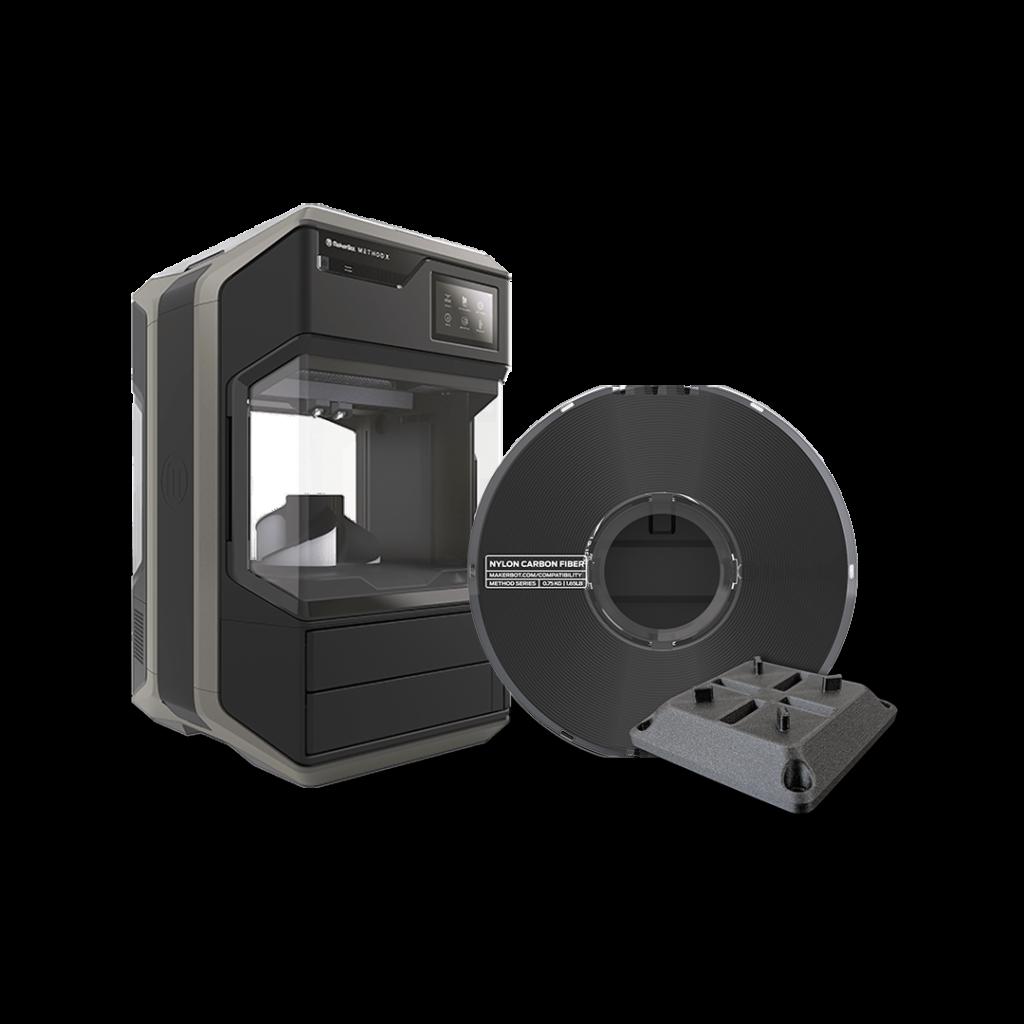 makerbot method x 3d tiskárna