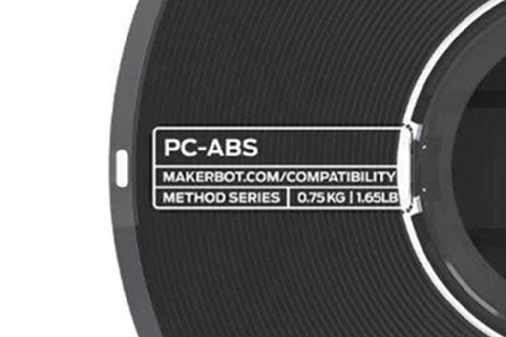 makerbot materiál pc-abs
