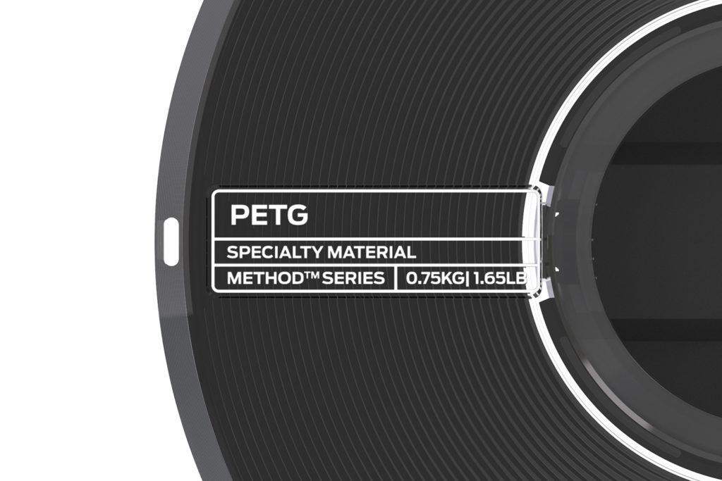makerbot materiál petg
